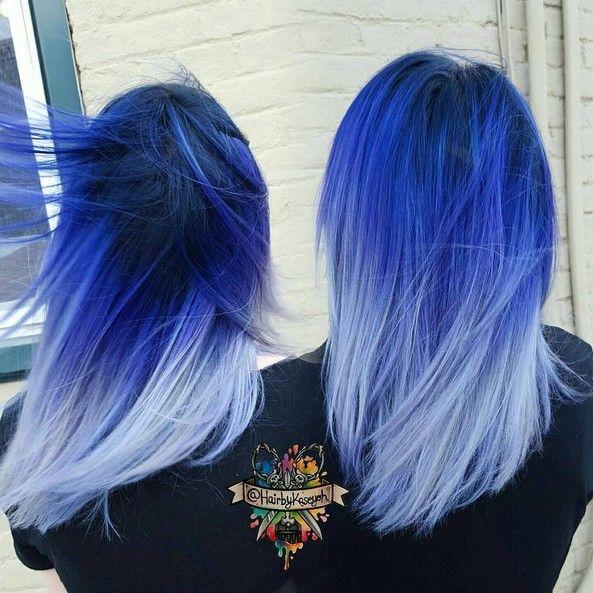 2016 Die beliebtesten Haarfarbe - Ombre Frisuren