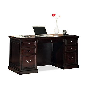 Fulton Compact Executive Desk, FL660