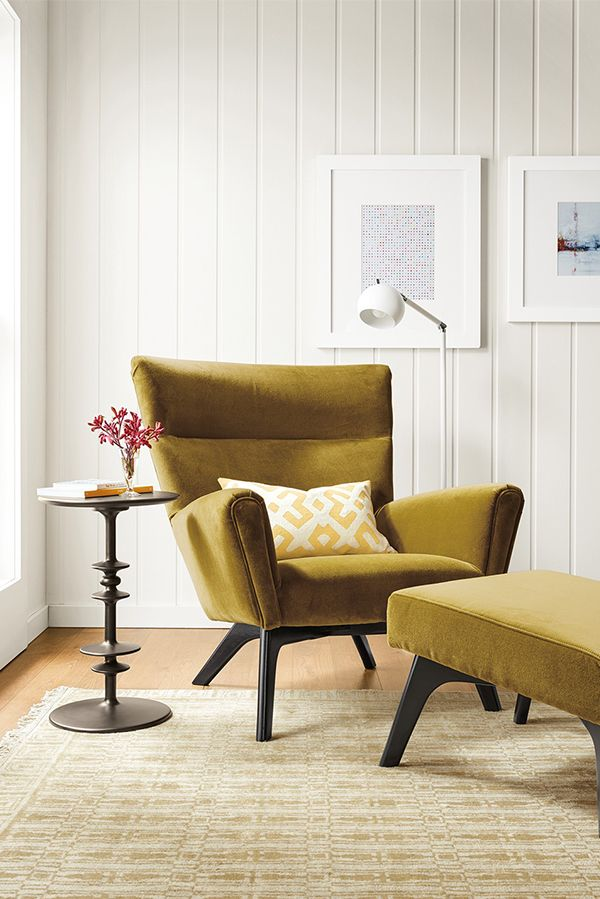 17 Best Images About Modern Accent Chairs On Pinterest   Ottomans