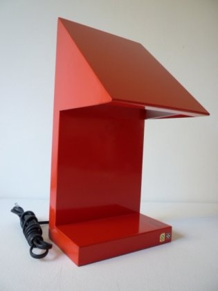 Ettore Sottsass, Twenty-Seven table lamp, 1986.