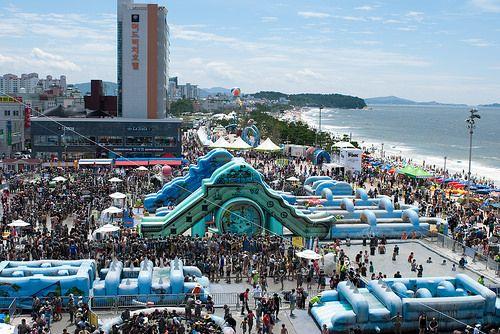 Boryeong Mud Festival 57