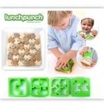Persbericht: Nieuwe designs Lunch Punch maken eten een feest!