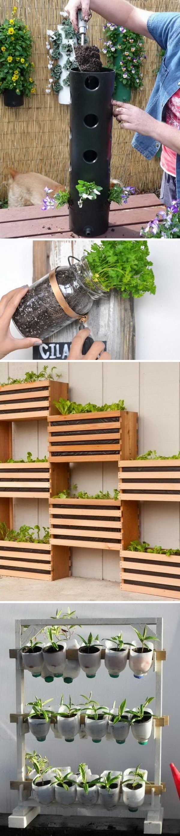 Awesome Vertical Garden Ideas