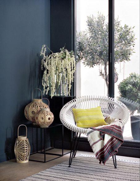 Parisian Boho - inside Barbara Boccarra's (BA&SH founder) apartment