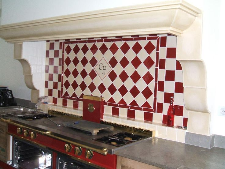 25 best ideas about carrelage mural cuisine on pinterest for Carrelage damier