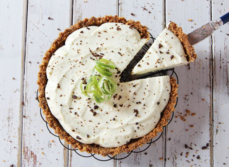 Shellina Permalloo for Billington's - Ginger Key Lime Pie
