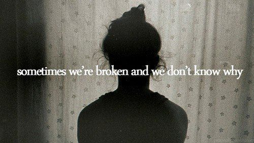 Everybody Hates Me Quotes: 1000+ I'm Broken Quotes On Pinterest