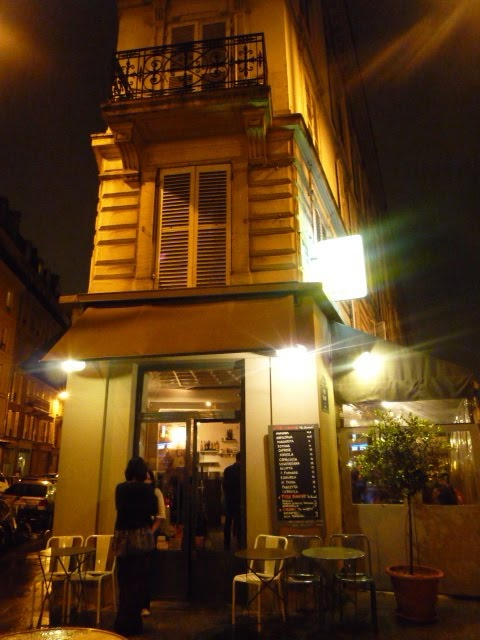 Maria et Luisa.  Apparently the best pizza in Paris.  Near Canal St Martin.