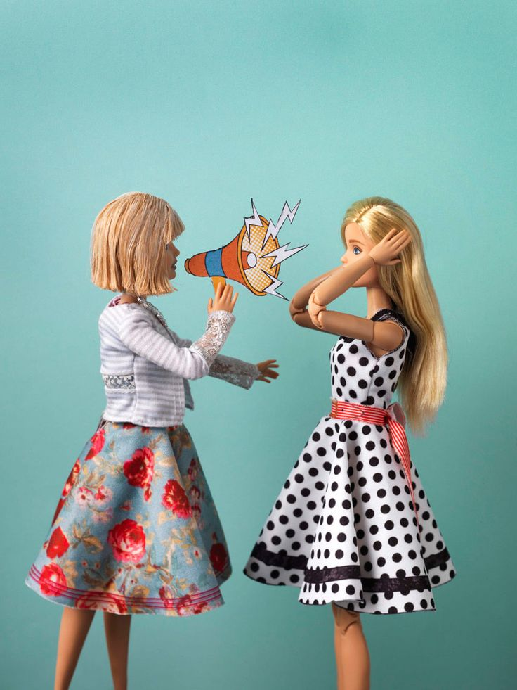 Human interest in JAN Magazine Photography by Frank Brandwijk | 'Please Listen to ME' 'Barbie Girls' 'Make some Noise' 'Don't want to Listen to You'