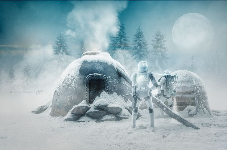 Troopers. on Behance