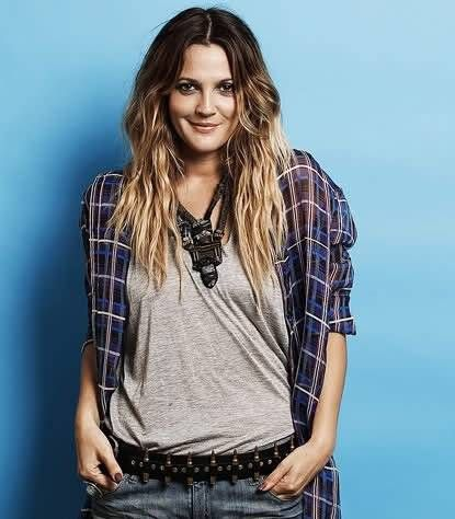 drew barrymore ombre hair - Google Search