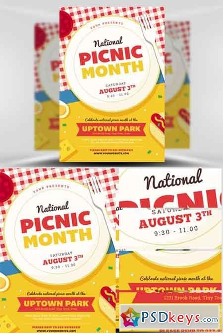 940 best Psd images on Pinterest Template, Advertising and Black - picnic flyer template