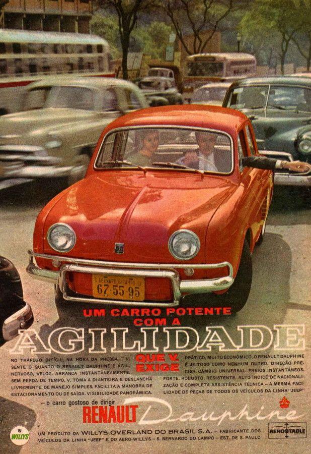 Renault Dauphin - publ (1961)