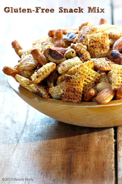 Gluten-Free Chex Mix   Namely Marly