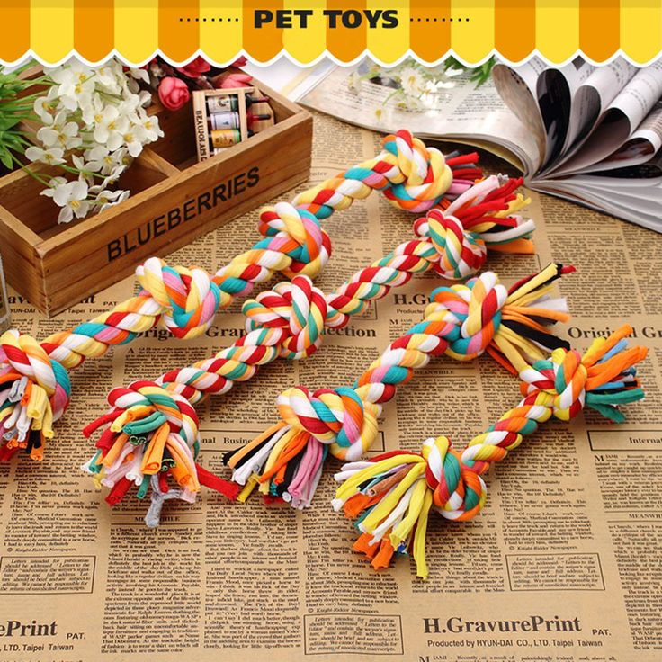 Like and Share if you want this  Dog/Puppy Multi-color Double Knot Cotton Rope Toy     Tag a friend who would love this!     FREE Shipping Worldwide     Get it here ---> https://sheebapets.com/rope-dog-toy-multicolor-for-dog-double-knot-cotton-rope-chew-knot-toy-durable-braided-bone-rope-tug-dog-chewing-toy-pt0003/