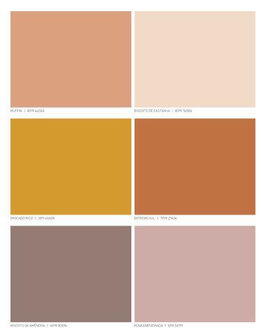Tintas Coral » Tendências 2015... APAIXONADA por essa cartela de cores da Coral para decor!!!!!