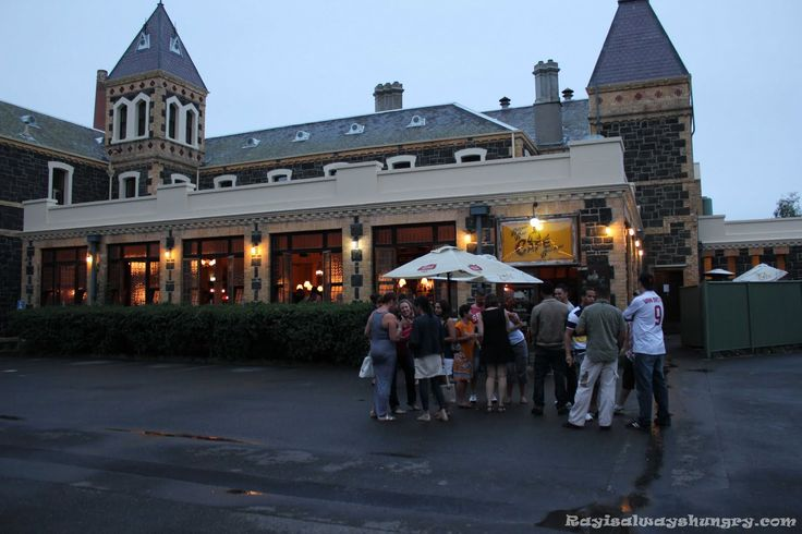 The Belgian Beer Cafe, St. Kilda.
