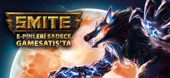 Smite Gem ve Epinleri http://www.gamesatis.com/smite-online-gem.html