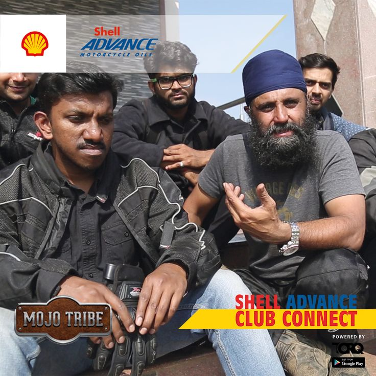 Shell Advance club connect powered by TORQ is experiencing biking passion and a warm welcome from MOJO TRIBE PUNE CHAPTER ...! #TheWinningIngredient #TORQ #TorqRiderApp #bikerlife #MojoTribe
