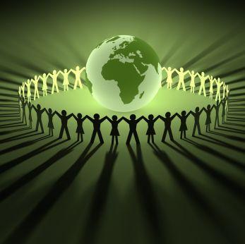 Go Green; Sierra Club
