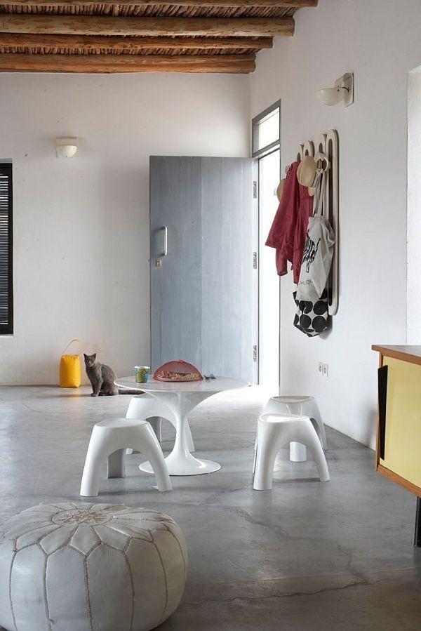 Modern country house in morocco for Ruggieri arredamenti