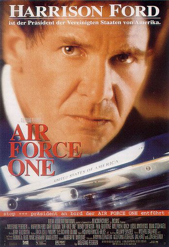 Poster zum Film: Air Force One