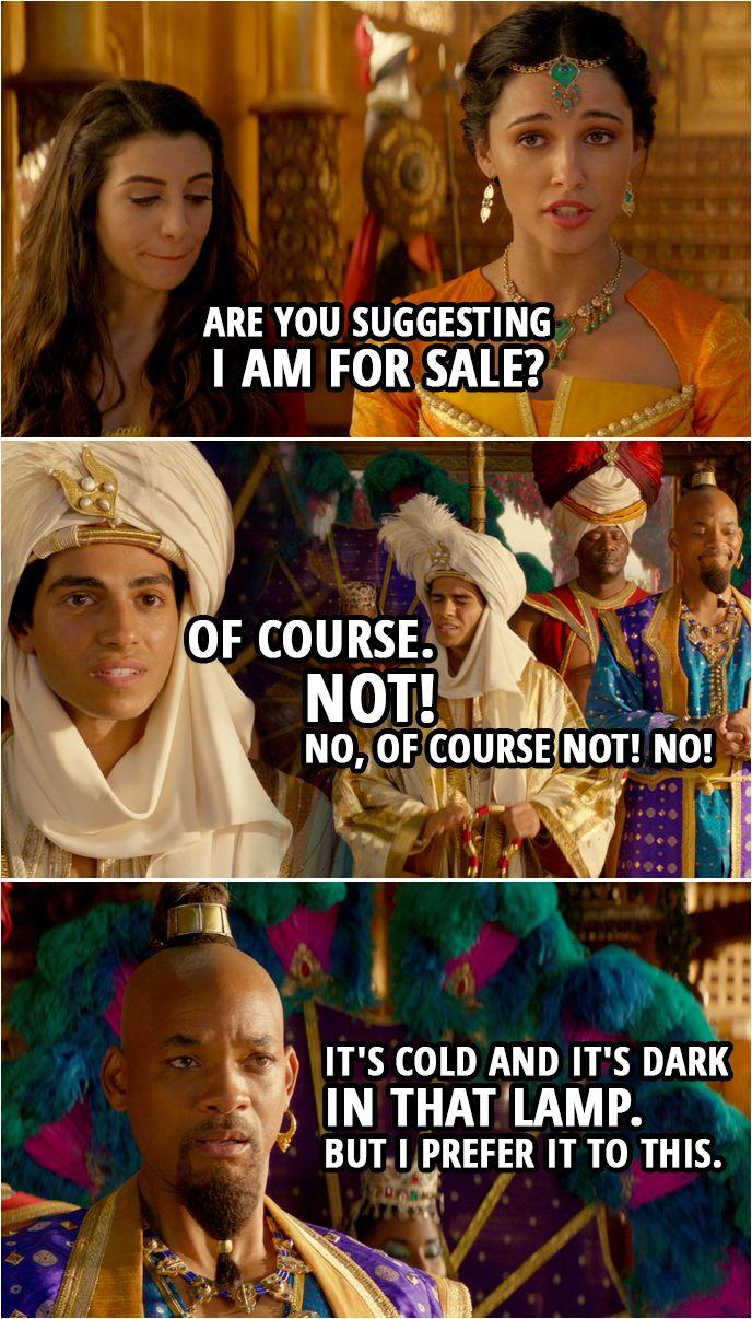 20 Best Aladdin 2019 Quotes Disney Movie Quotes Disney