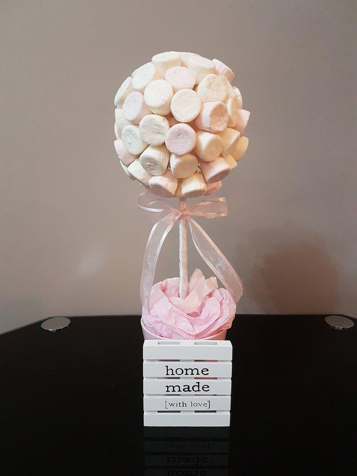Sweet Tree- Marshmallow Tree by GraceandStyleUK on Etsy https://www.etsy.com/uk/listing/575526213/sweet-tree-marshmallow-tree