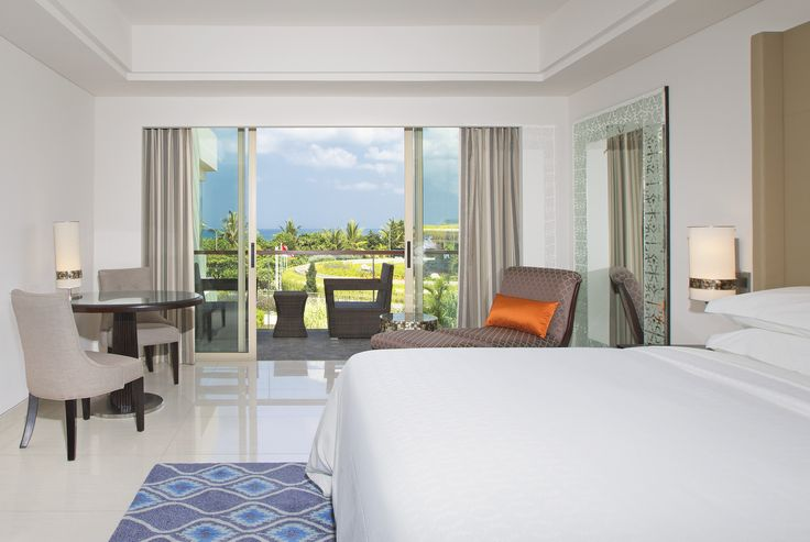 """Uncover and explore Our """"Hidden Secret"""".   Treat yourself with an upgrade to our Deluxe Ocean Front Room.  Get a sweet deal with rate starting from USD182++ per room per night for Deluxe Ocean Front Room.   Offer valid for booking from now and stay up to 31 March 2014.  http://deals.sheraton.com/Sheraton-Bali-Kuta-Resort-3556/special-offers"""