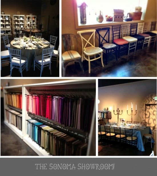 event rental showroom - Google Search