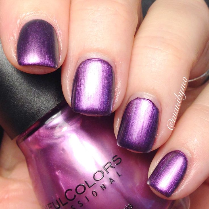 Very Me Metallic Nail Polish Shades: 96 Best Metallic Nails Images On Pinterest