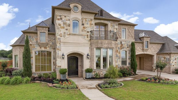 ... French Country House Plans With Porte Cochere