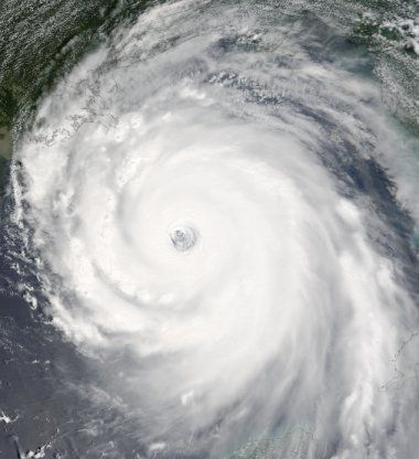 Hurricane Katrina. I experienced the fury and devastation of this storm in Mississippi.