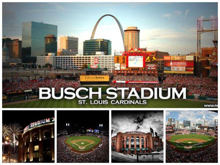 Busch Stadium!
