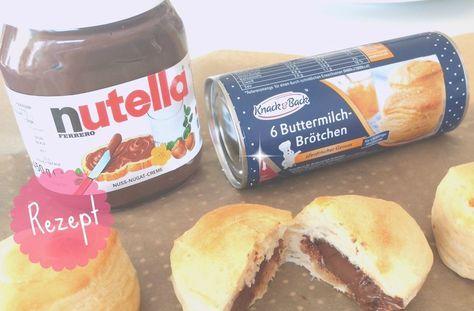 Ab und zu habe ich richtig, richtig Appetit auf Nutella Brötchen. Witzigerweise immer dann, wenn es draußen so kalt ist und man sich…