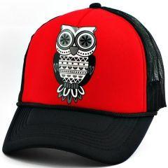 Baykuş Cap Şapka