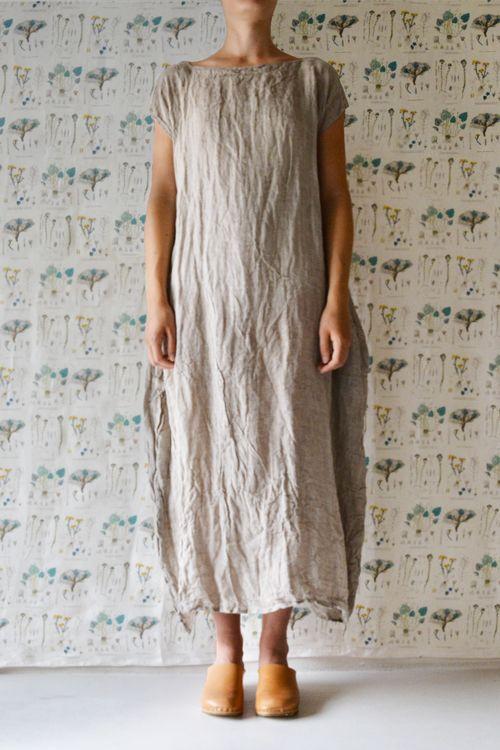 Daniela Gregis washed luciana dress