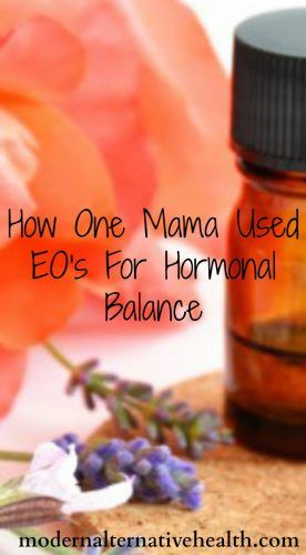 Symptoms of hormonal imbalance can be difficult to deal with. Read as one mama shares how she used eo's for hormonal balance and improved her life.
