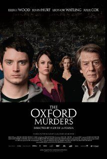 The Oxford Murders (2008) is another movie I put on the queue myself, but it is still nice to find something good on the list. A fun, relatively fast-paced thriller with Wood and Hurt that's perfect for a slow Sunday afternoon or an evening at home. They hide enough of the clues to let you play along at home too, if that's your thing.