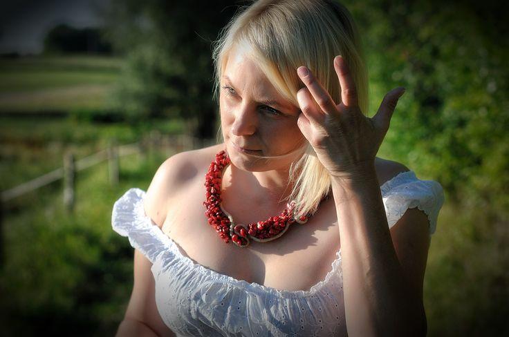 KLASYCZNY WDZIĘK - Modelka & Make up Katarzyna Rostkowska Fot. Tomasz Pisar Pisarski
