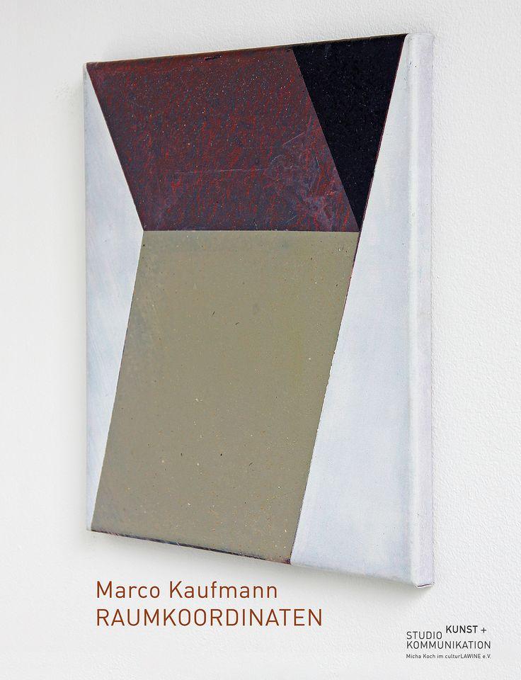 """Ausstellungseröffnung // exhibition opening // Marco Kaufmann """"RAUMKOORDINATEN"""" // Fr. 27.11.2015, 19 Uhr  // STUDIO KUNST + KOMMUNIKATION // Streustrasse 42, 13086 Berlin // Special: The Red Chucks, Berlin Street-Swing"""