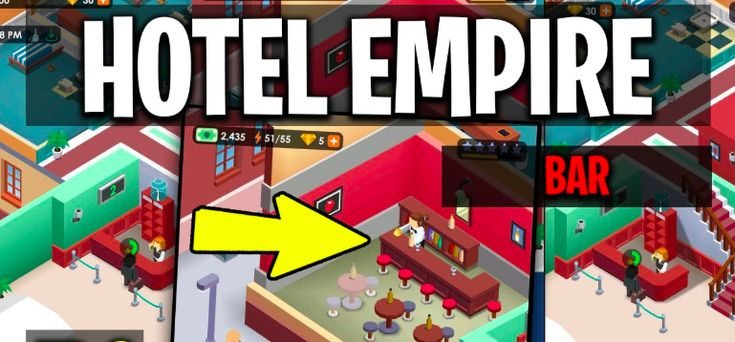Download Hotel Empire Tycoon Mod A Lot Of Money Developer