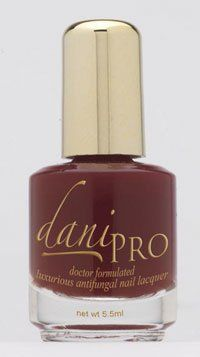 DaniPro Always Be True AntiFungal Nail Polish Deep Red -- You can get additional details at the image link.Note:It is affiliate link to Amazon.
