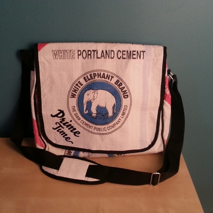 PrimeTime eco-messenger bag now 35$ shipping included!
