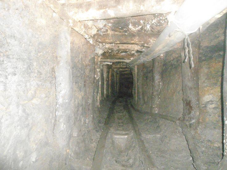 Mining of coal, Lebak, Banten - Indonesia