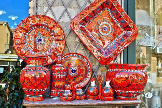 Ceramica di santo stefano di camastra ceramica italiana pinterest ceramica - Santo stefano di camastra piastrelle ...