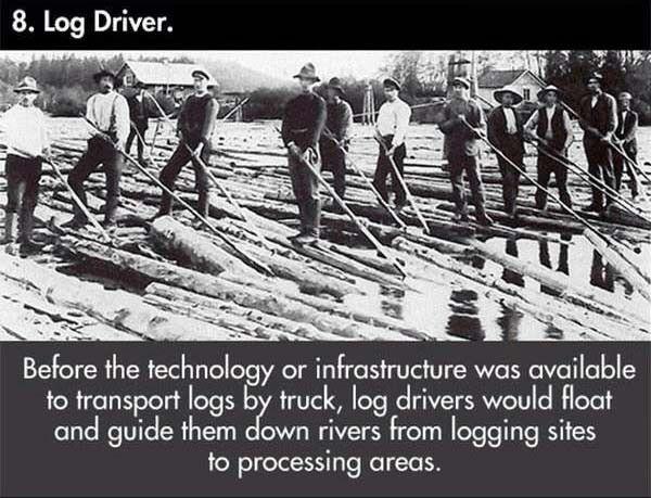 Log driver