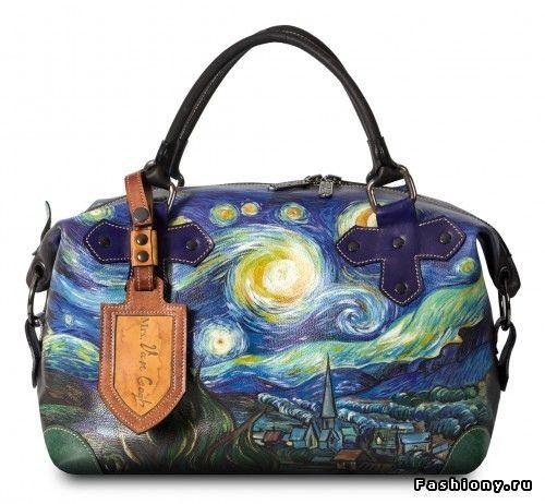 Удивительный мир сумок Ante Kovac от российского дизайнера Анны Серёгиной