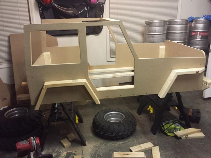 80 best images about kids jeep bed on pinterest kid beds toddler bed and bed plans - Jeep toddler bed plans ...