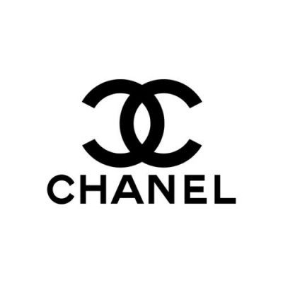 Chanel #logo they do they same things has Gucci. They have to C's going together.